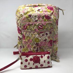 Vera Bradley Laptop Backpack & Pencil Case
